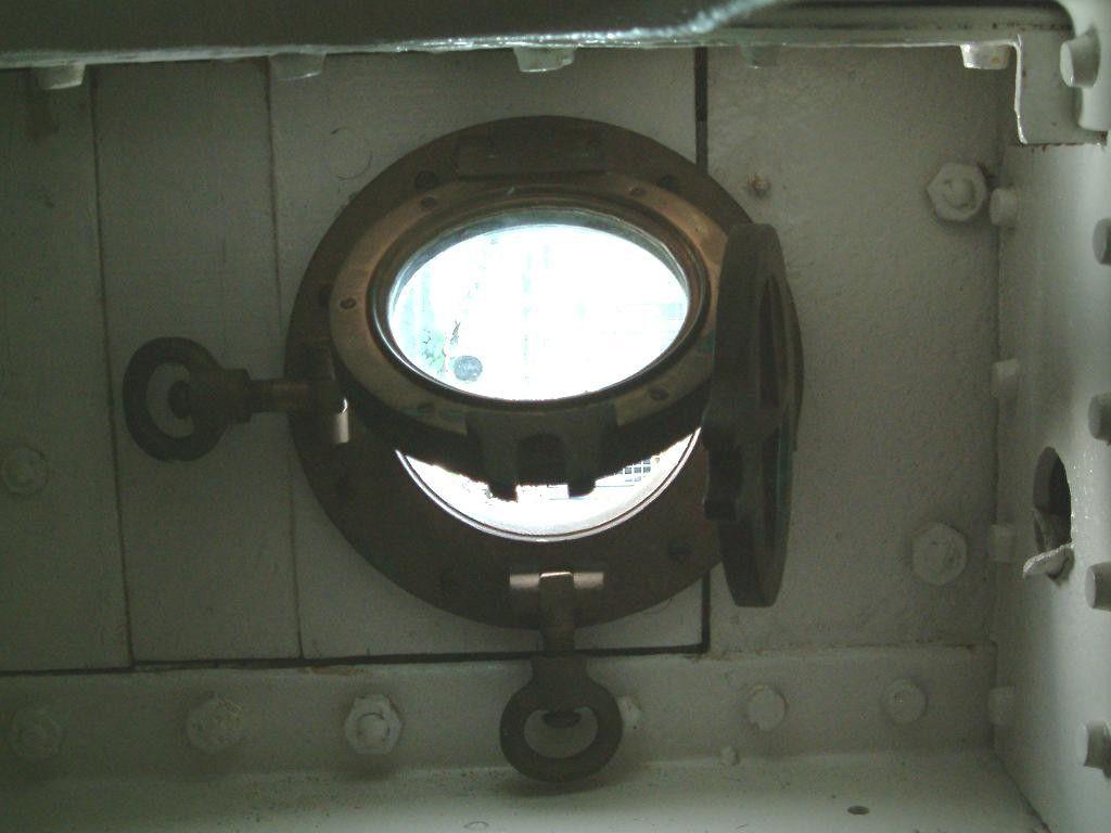 Porthole_of_HMS_Gannet