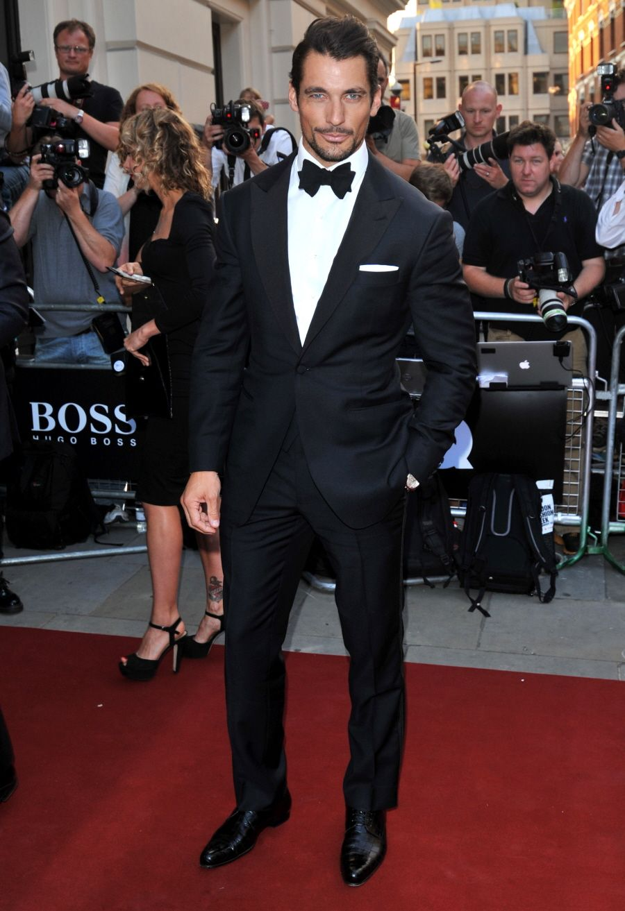 GQ Men of the Year Awards 2013 at the Royal Opera House - Arrivals Featuring: David Gandy Where: London, United Kingdom When: 03 Sep 2013 Credit: WENN.com