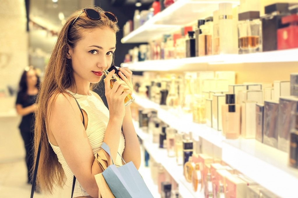 女子に人気の代表的な香水の香り