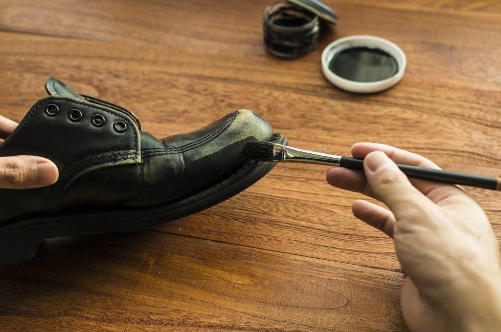 デキる男の必需品。革靴のお色直し「靴墨」を解説!