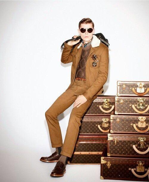 圧倒的人気ブランド「ルイ・ヴィトン」のイチオシ「ネクタイ」を