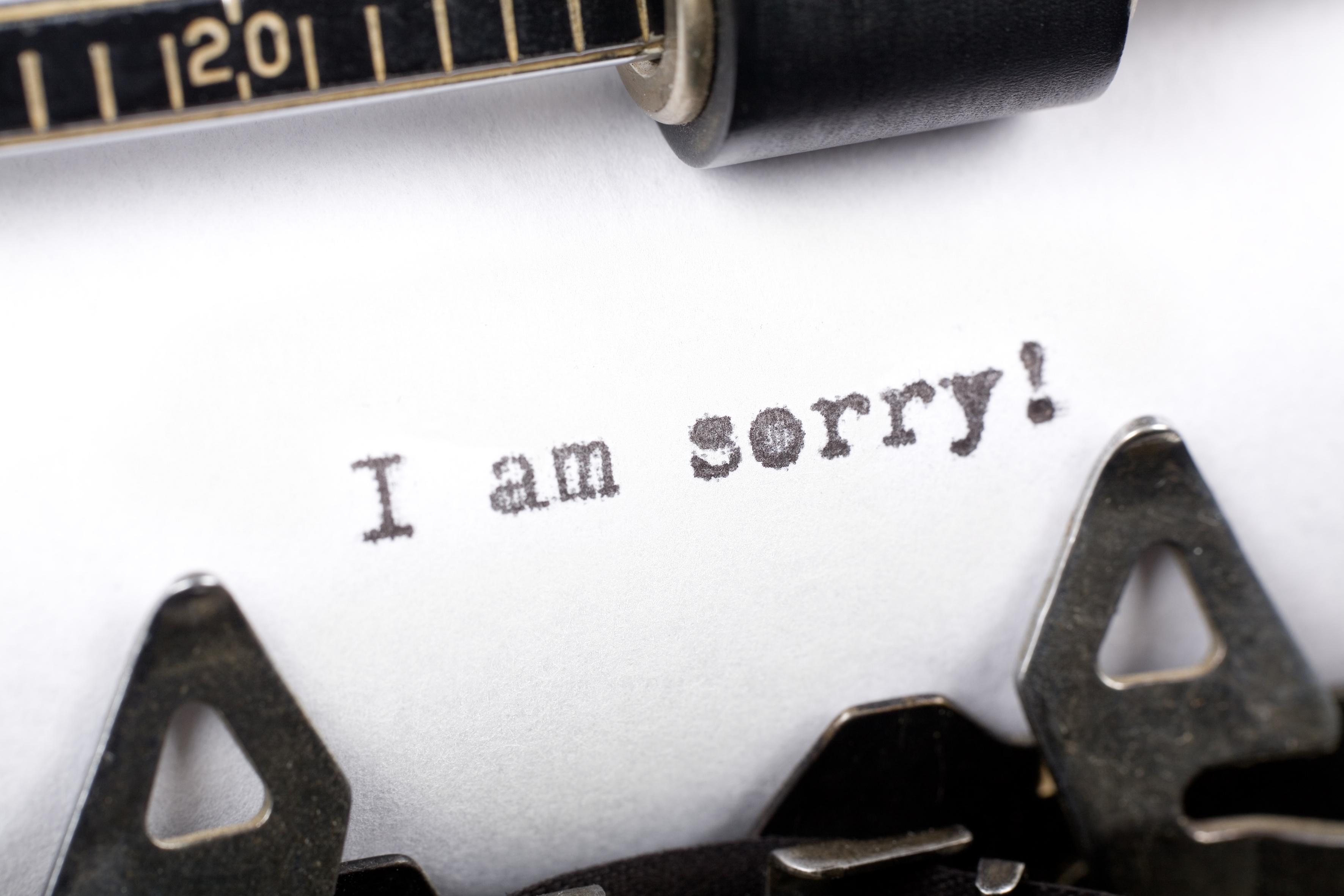 謝罪の時のネクタイの選び方