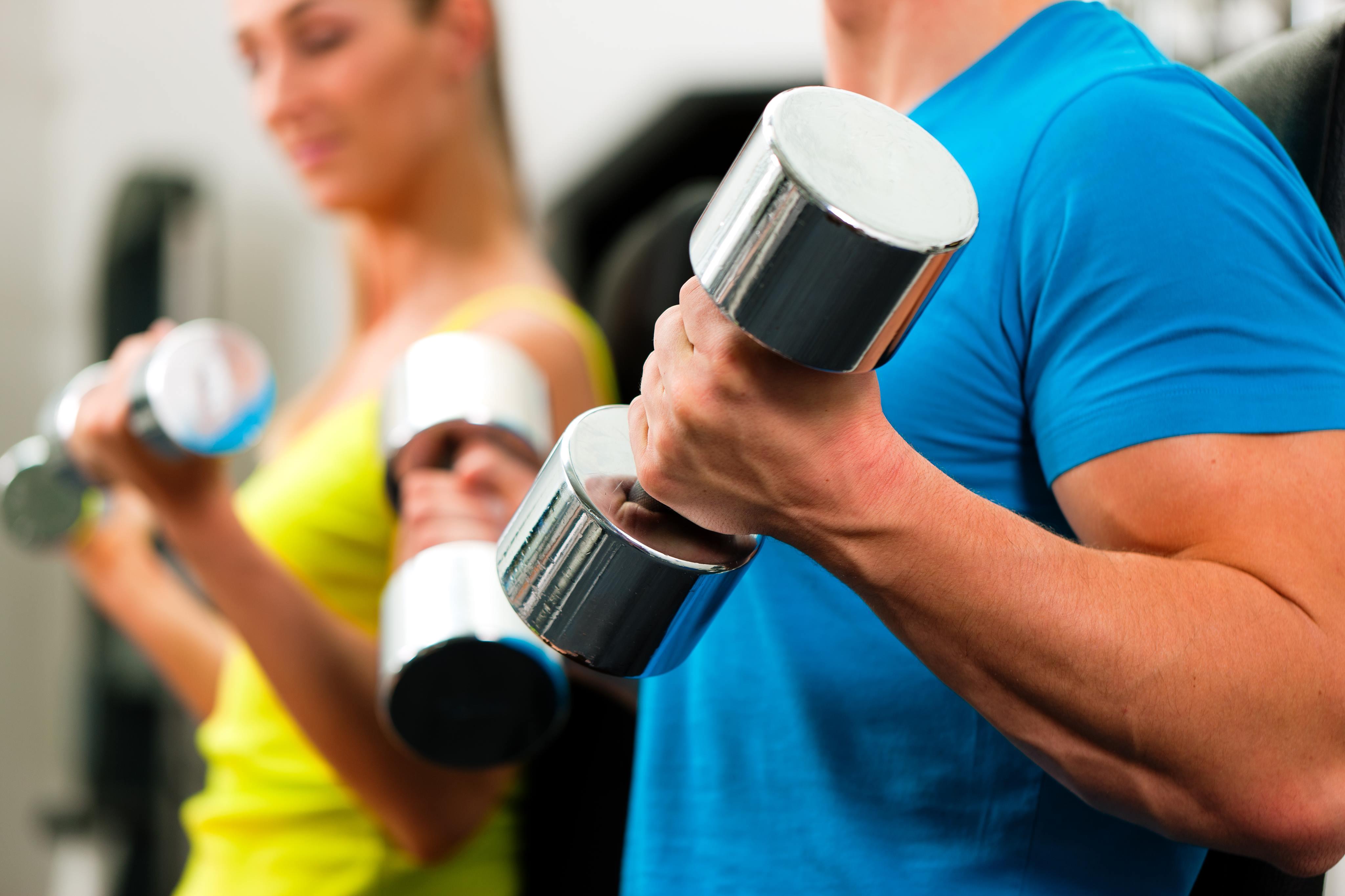 筋肉が増加するメカニズム