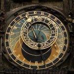 Astrological clock in Prague