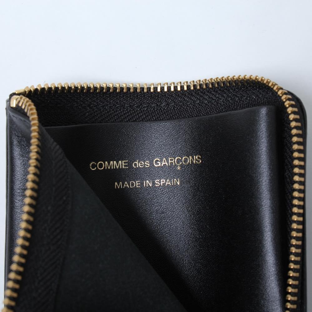 コムデギャルソンの財布のこだわり