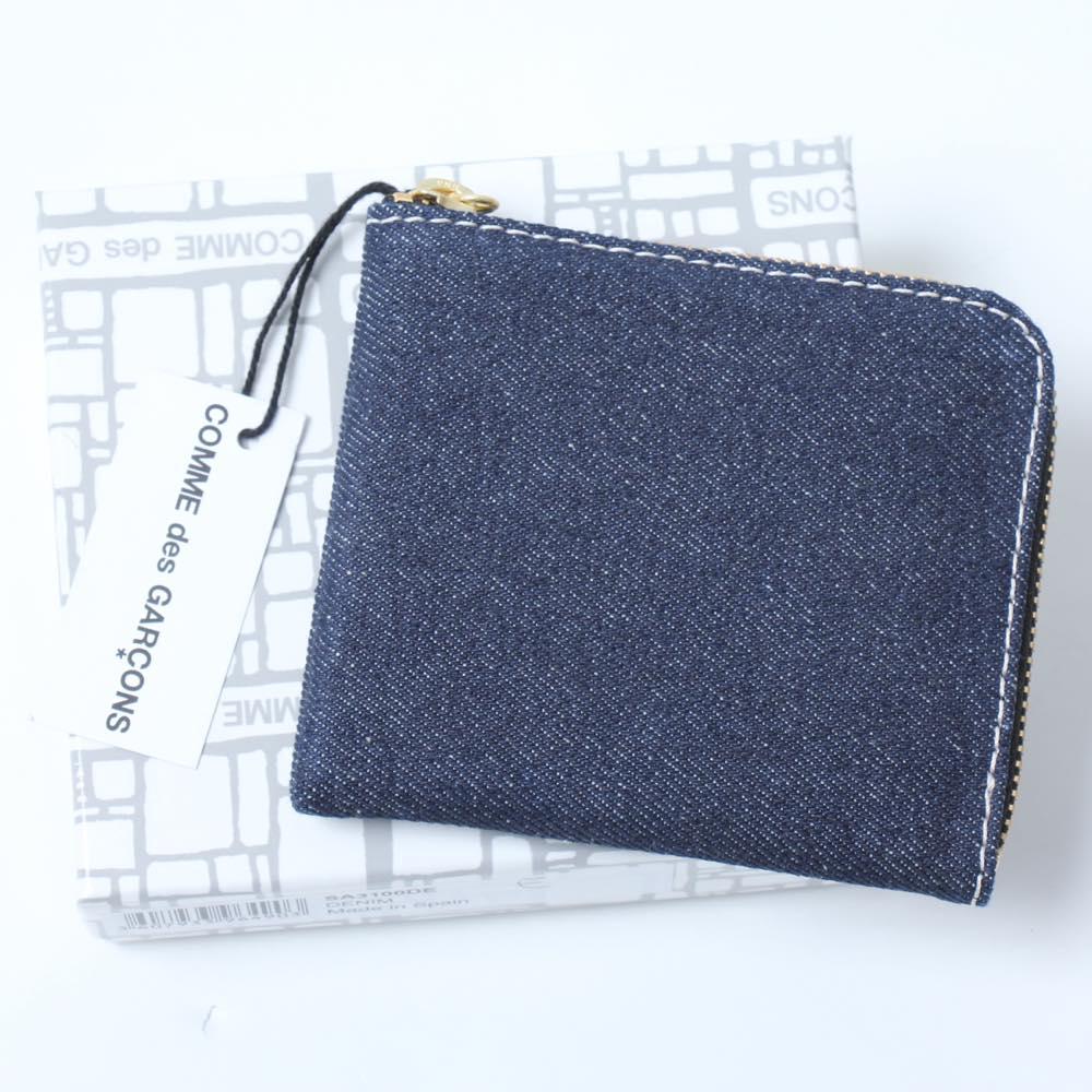コムデギャルソンミニ財布SA3100DE