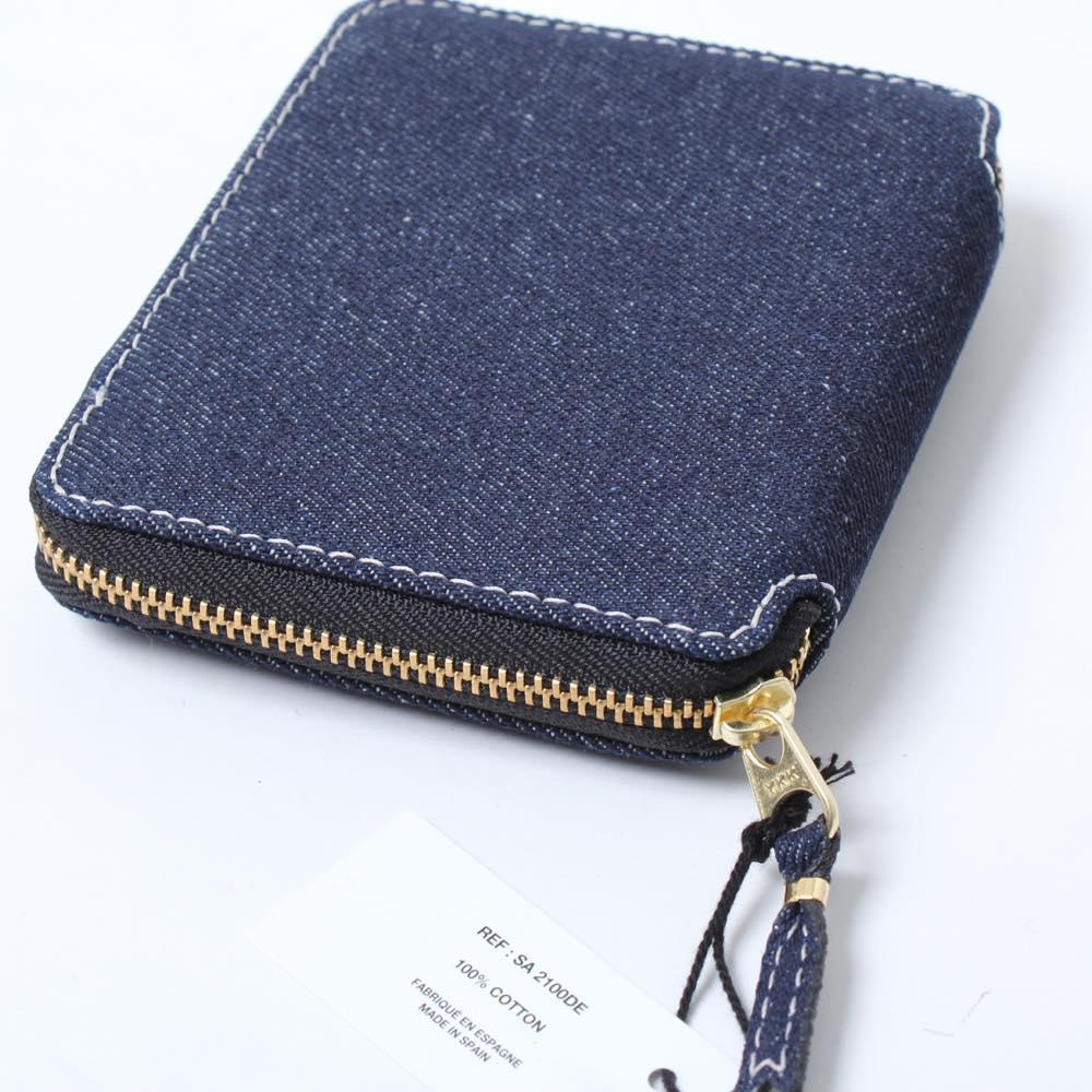 コムデギャルソンの財布の魅力