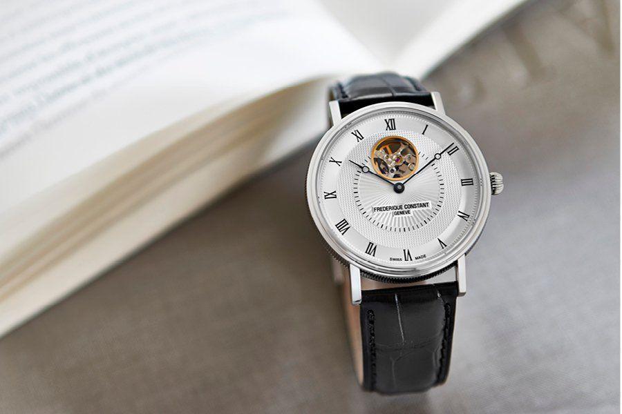 """6c7fa79442 """"手が届くラグジュアリー""""として愛されるフレデリックコンスタントの腕時計"""