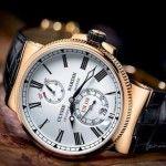 世界の海を制したスイスの名門「ユリス ナルダン」の時計が放つ美しさ