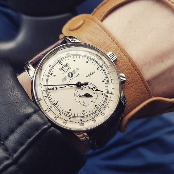 reputable site 2e36f dba10 ドイツが誇る実力派ブランド「ツェッペリン」の腕時計の魅力とは ...