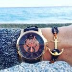 アメリカ製ウォッチの雄「フォッシル」の腕時計が演出する世界観
