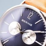 高級素材を贅沢に使った「ベーリングの時計」で袖口から色気を演出