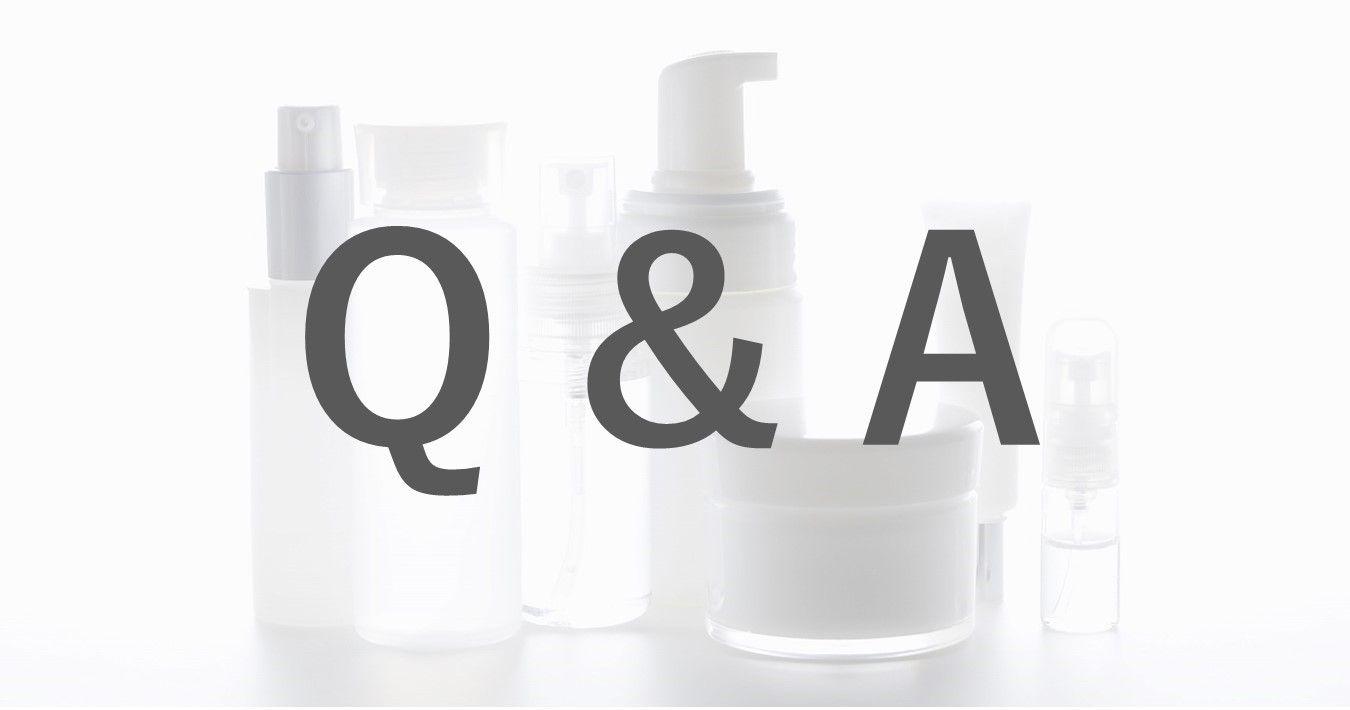 化粧水Q&A