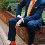 青いスーツのおすすめ着こなしを徹底紹介!鮮やかな色もバッチリ着こなし