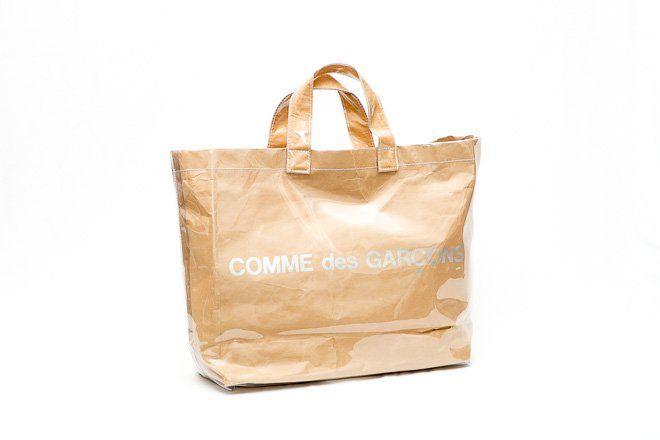 7aba99a67339 PVC製や新生CDGも!意外なコスパのコムデギャルソンのバッグたち ...