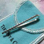 品のある「Tiffany & Co.(ティファニー) 」のオススメのタイピン8選!