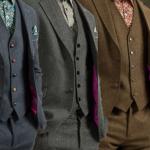 手紡ぎの精神が貴男の創造性を鼓舞する、ムーン-MOONのオーダースーツ