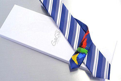 ガガミラノのネクタイ