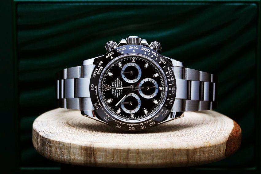 watch 66c9c 40b7e ロレックス デイトナの時計買取完全ガイド!買取相場とおすすめ ...