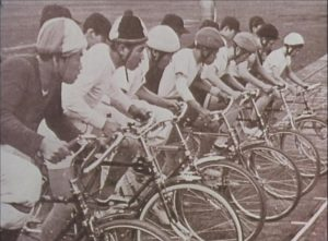 競輪発祥の頃の写真