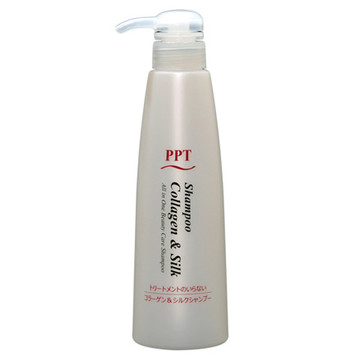 PPTコラーゲン&シルクシャンプー乾燥肌~普通肌用