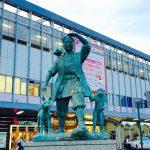 岡山駅画像