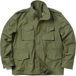 「M65フィールドジャケット」の人気アイテムと着こなしコーデをご紹介!